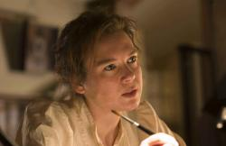 Renee Zellweger in Miss Potter.