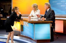 Rachel McAdams, Diane Keaton and Harrison Ford.