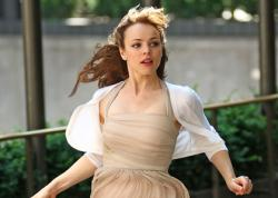 Rachel McAdams charms in Morning Glory.