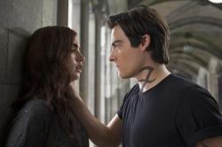Jace's two sexual admirers; his sister (Lily Collins) and his best friend (Kevin Zegers).