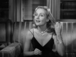 Carole Lombard in Mr. and Mrs. Smith.
