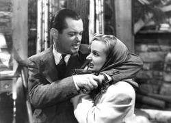 Robert Montgomery and Carole Lombard in Mr. and Mrs. Smith.