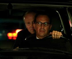 William Hurt and Kevin Costner in Mr. Brooks.