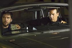 Dane Cook and Kevin Costner in Mr. Brooks.