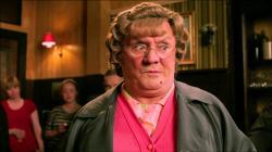 Brendan O'Carroll in Mrs. Brown's Boys D'Movie.