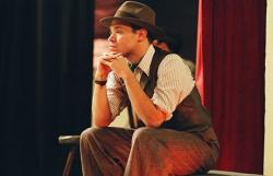 Will Young as Bertie in Mrs. Henderson Presents.