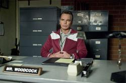 Billy Bob Thornton in Mr. Woodcock.