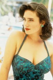 The stunningly gorgeous Jennifer Connelly in Mulholland Falls.