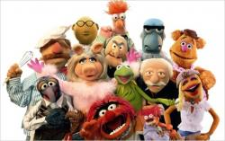 The gang reunites in The Muppets.