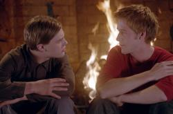 Michael Pitt and Ryan Gosling in Murder by Numbers.
