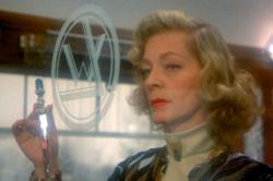 Lauren Bacall in Murder on the Orient Express