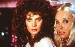 Rachel Griffiths and Toni Collette in Muriel's Wedding.