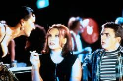 Rachel Griffiths, Toni Collette and Matt Day in Muriel's Wedding