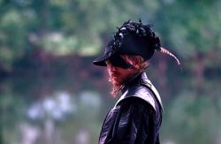 Tim Roth in The Musketeer.