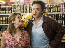 Diane Lane and John Cusack in Must Love Dogs.