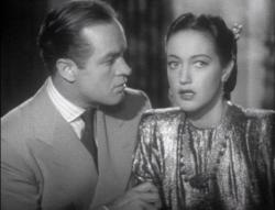 Bob Hope with his favorite brunette, Dorothy Lamour.
