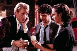 Peter O'Toole, Mark Linn-Baker and Jessica Harper in My Favorite Year.