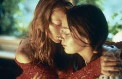 Natalie Press and Emily Blunt in My Summer of Love.