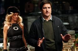 Uma Thurman and Luke Wilson in My super Ex-Girlfriend.
