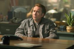 Nicolas Cage in National Treasure.