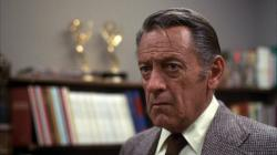 William Holden in Network.