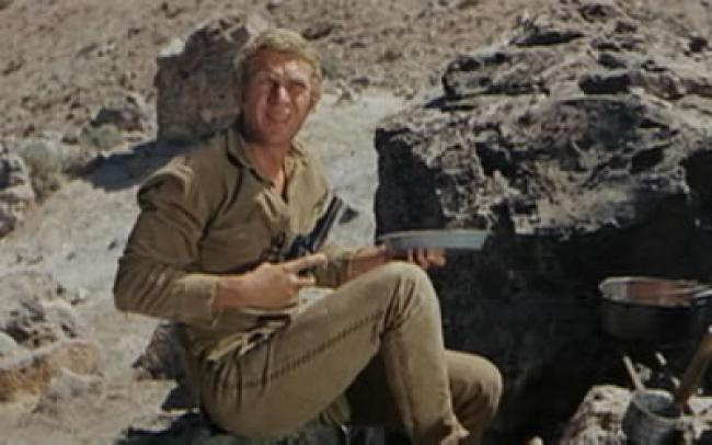 Steve McQueen in Nevada Smith