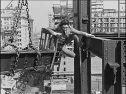 The thrilling comedy of Harold Lloyd.