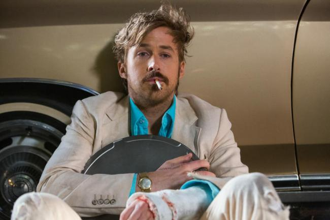 Ryan Gosling in Nice Guys.