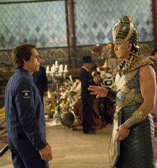 Hank Azaria is a scene-stealer in Night at the Museum: Battle of the Smithsonian.