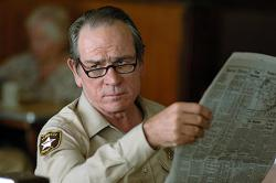 Tommy Lee Jones in No Country for Old Men.