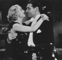 Carole Lombard and Clark Gable in No Man of Her Own.