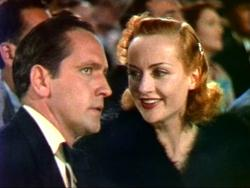 Fredric March and Carole Lombard in Nothing Sacred.