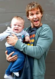 Ryan Kwanten in Not Suitable for Children