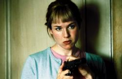 Renee Zellweger in Nurse Betty.