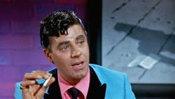 Jerry Lewis as Buddy Love in The Nutty Professor.