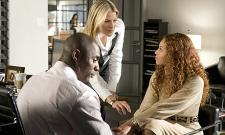 Ali Larter and Beyonce Knowles face off over Idris Elba in Obsessed.