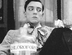 Buster Keaton in Oh Doctor!