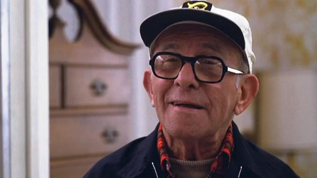 George Burns in Oh, God!