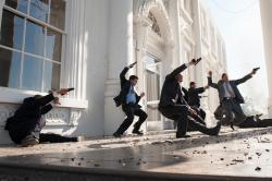 The secret service takes a serious hit in Olympus Has Fallen