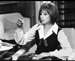 Barbra Streisand in On a Clear Day You Can See Forever.