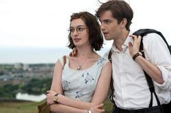 Anne Hathaway and Jim Sturgess in One Day.