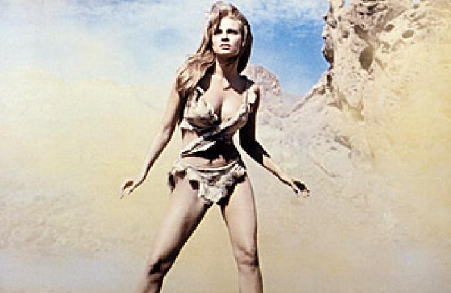 Raquel Welch in One Million Years B.C..