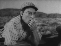 Buster Keaton in One Run Elmer.