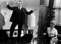James Cagney in One, Two, Three.