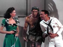 Ann Miller and Gene Kelly in On the Town.