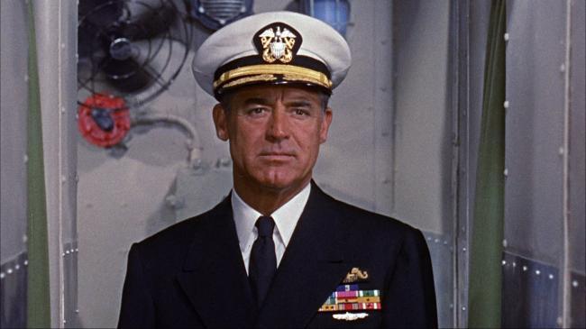 Cary Grant in Operation Petticoat.