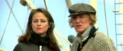 Charlotte Rampling and Richard Harris in Orca