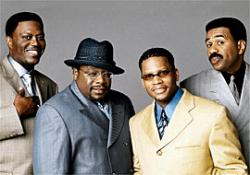 Bernie Mac, Cedric the Entertainer, D.L. Hughley and Steve Harvey are The Original Kings of Comedy.