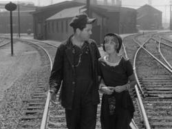 Grant Withers and Joan Blondell in Other Men's Women,/i>