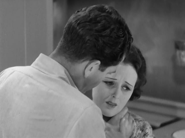 Grant Withers and Mary Astor in Other Men's Women.